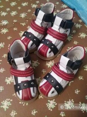 Детские ортопедические сандали Ортузи