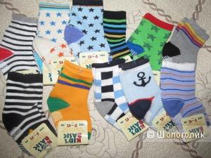 Комплекты детских носочков