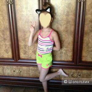Комплекты летние для девочек