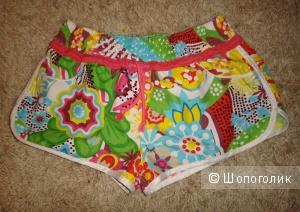Женские пляжные шорты копия Roxy