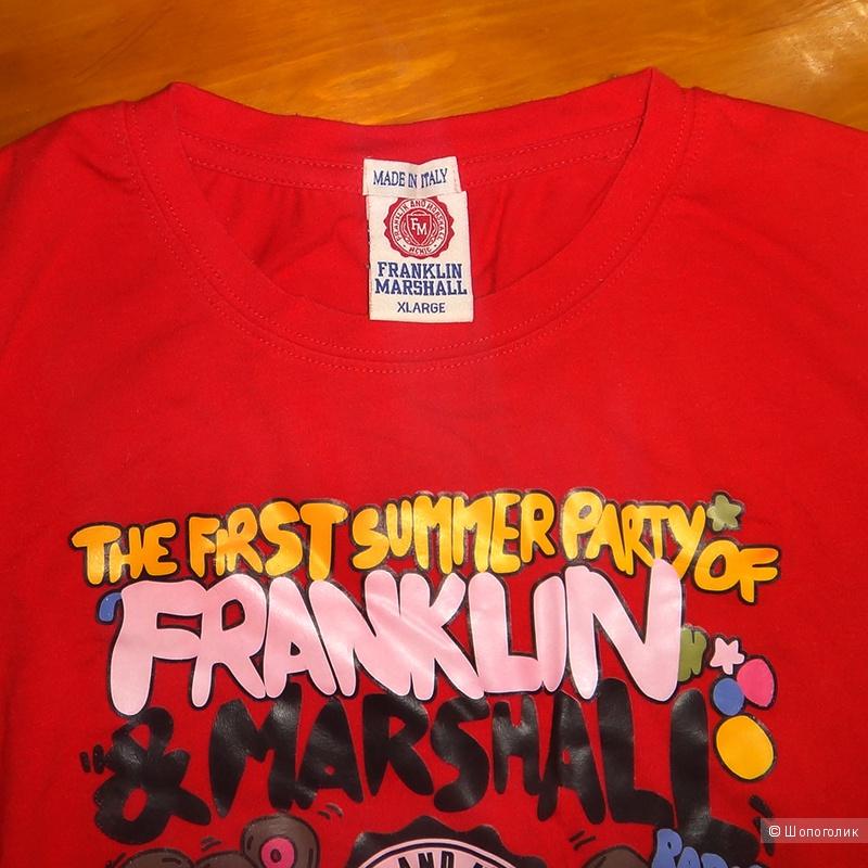 Мужская футболка Franklin&Marshall