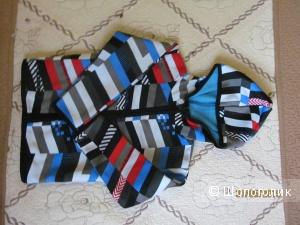 Флисовая легкая куртка детская