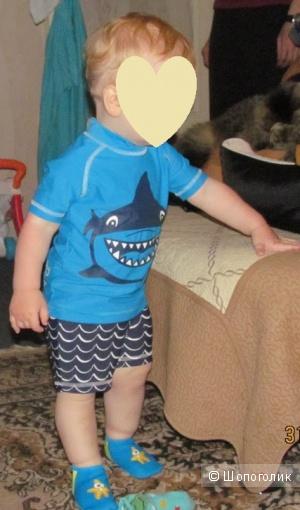Детский купальный костюм для маленьких мальчиков