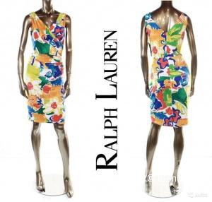 Продам. Оригинал. Новое Платье Ralph Lauren