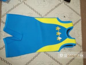 Детский купальный костюм неоднозначный