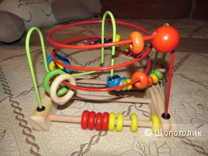 Игрушки развивающие для малышей