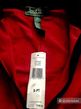 Куртка-толстовка Ralph Lauren размер S Новая