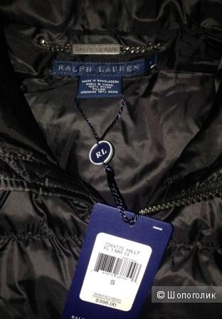 Новый Жилет Ralph Lauren р. S, линия Blue Label