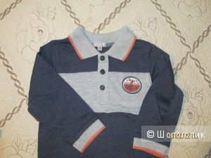 Рубашка детская трикотажная