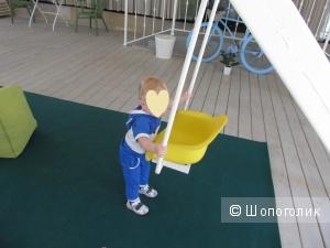 Костюмчик детский летний, трикотажный