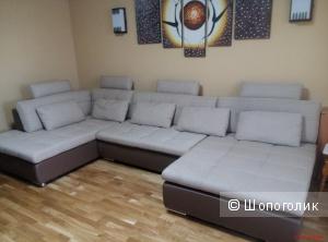 Очень вместительный и удобный диван
