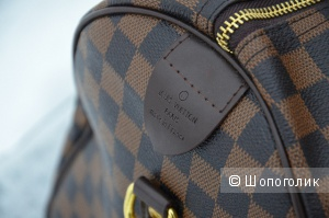 Дорожная сумка в фирменном стиле Louis Vuitton (копия)