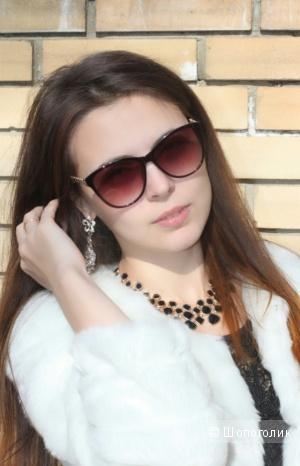 Мои новые стильные солнцезащитные очки
