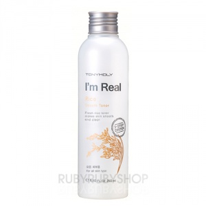 "Тоник для кожи TONYMOLY"" I'm Real Rice Smoothe Toner"""