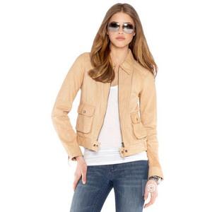Продаю кожаную куртку от MICHAEL Michael Kors