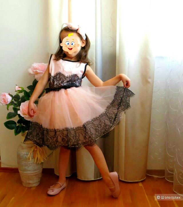 Красивое платье для маленькой принцессы за 8 долларов