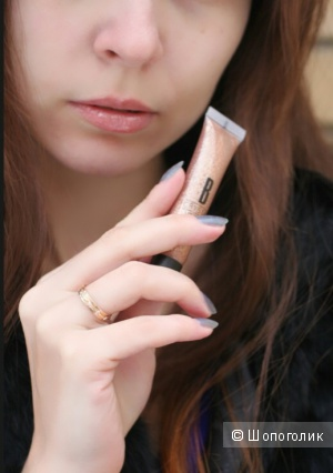 Незаменимая вещь для девушки блеск для губ BOB CRYSTAL