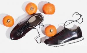 Кожаные кроссовки Lacoste Helaine