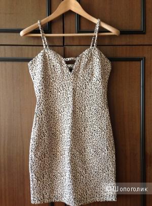 Пристрою леопардовое мини платье покупала на Asos