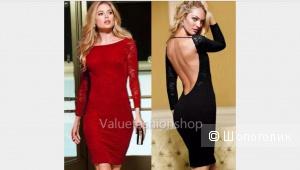 Платье Victoria's Secret цвет красный