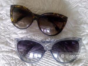 Стильные солнцезащитные очки Cat's Eye