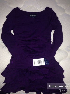 Платье Ralph Lauren 3T Новое