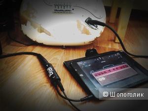 Гитарный аудиоинтерфейс для iPad/iPhone