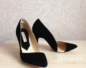 Новые  текстильные туфельки 36 размер