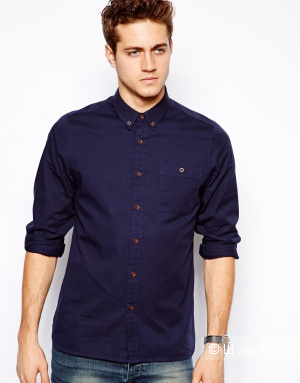 Мужскую рубашку размер L-ка Asos