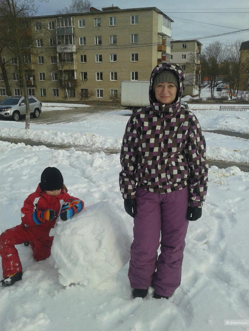 Костюм зимний для активного отдыха