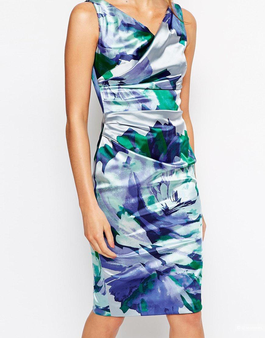 Красивое цветочное платье Coast