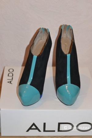 Продам ботильоны ALDO Korsen Platform Shoe Boots UK6