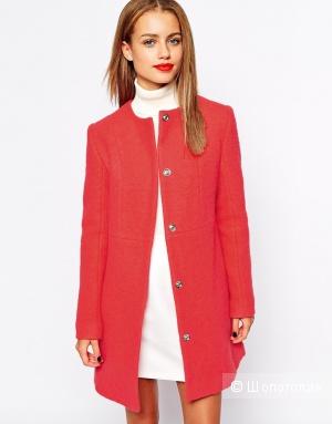 Шерстяное пальто New Look, размер S-M