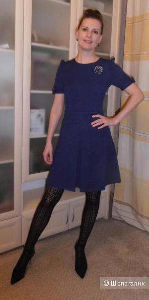 Пристрою дизайнерское платье TASHA MARTENS.