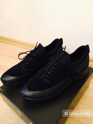 Продаю модные кроссовки Alexsandr Wang&HM, кожа+замша