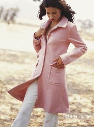 Красное пальто Victoria's Secret s/m