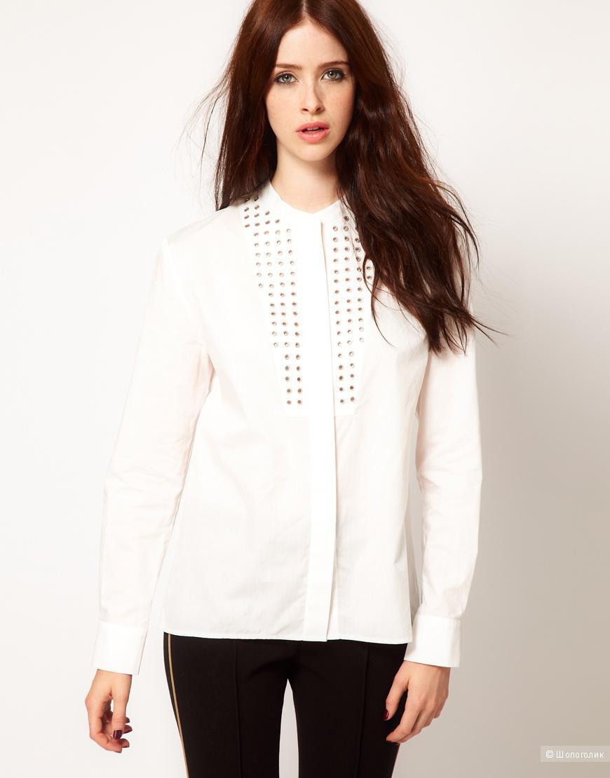 Классная рубашка аутлет бренда Edun