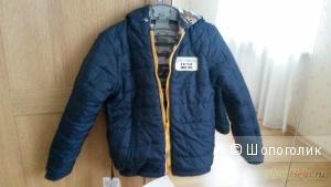 Детская двусторонняя куртка Le Petit Marcel