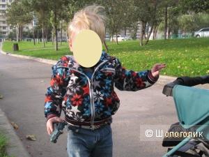 Легкая куртка для мальчика