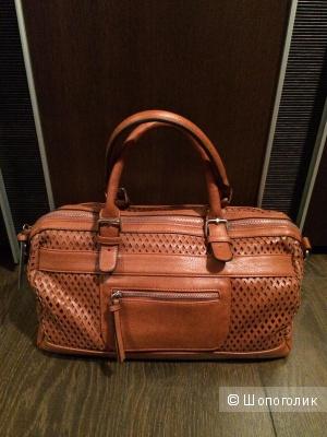 Новая сумка из искусственной кожи