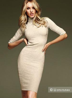 Продаю новое (с бирками) трикотажное платье Victoria Secrets.