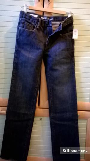 Пристрою шикарные джинсы  GAP original fit на подростка  размер 16 slim fit