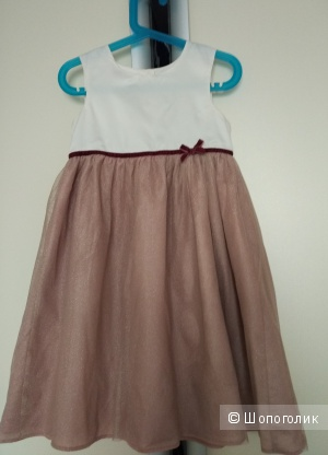 Платье Carters 5 лет