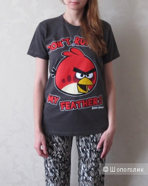 Футболка Angry Birds S