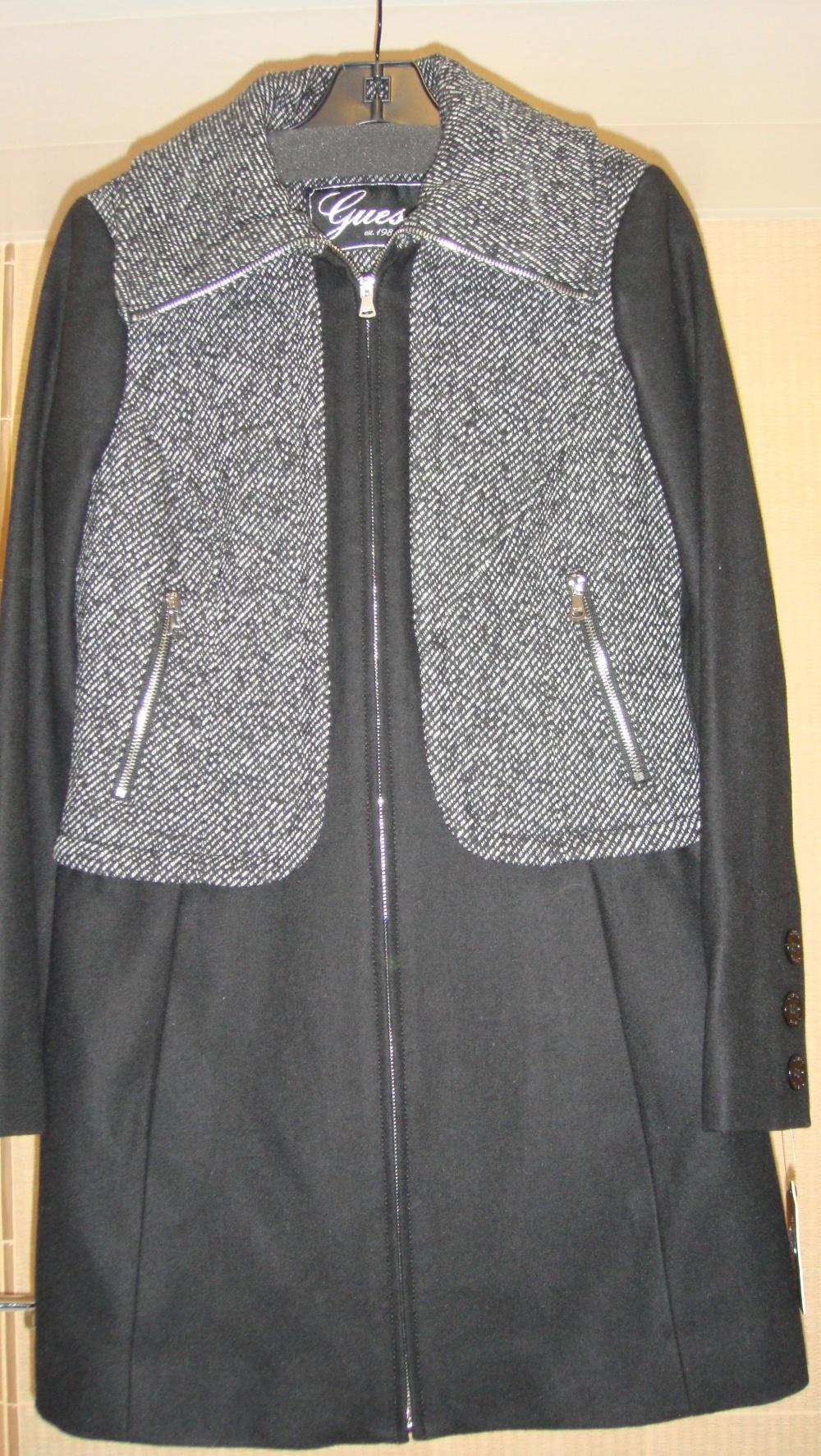 Новое пальто Guess из Америки 44р.