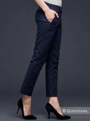 Новые укороченные брюки GAP