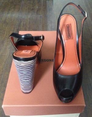 Туфли Missoni оригинальные абсолютно новые