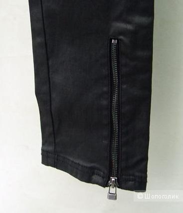 Классные штаны с замками