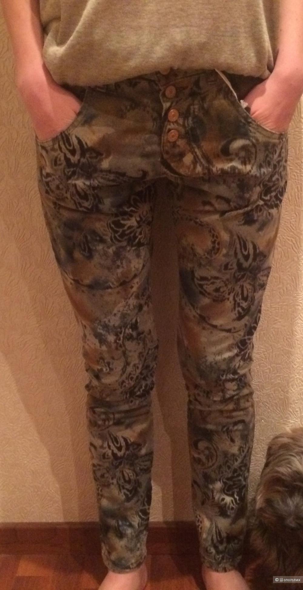 Новые штаны. Италия