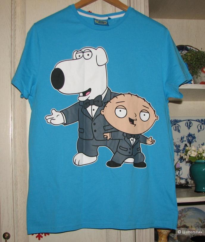 Официальная футболка мультсериала Family Guy, L